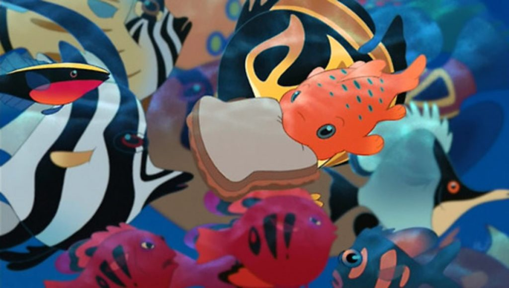Chosen One of the Day: Pudge the Fish from Lilo and Stitch   SYFY WIRE