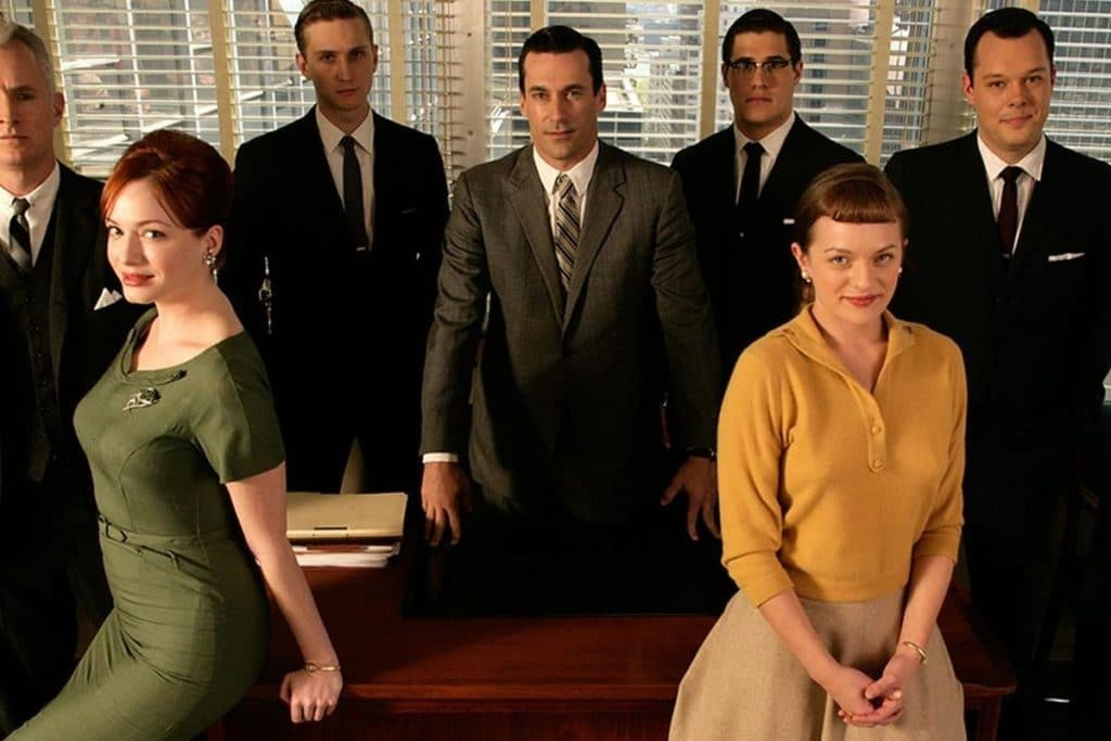 10 years ago, Mad Men began a story of men who tried to change ...