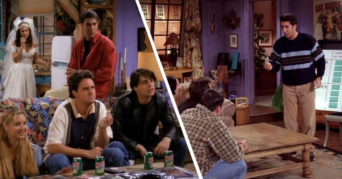 """Only A True """"Friends"""" Expert Can Get 13/15 On This Quiz"""